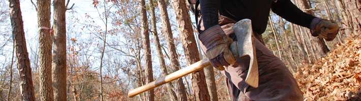 Ozark Trail - Berryman Trail Loop