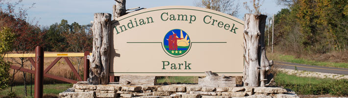 Indian Camp Creek