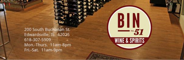 Bin 51 Wine and Spirits