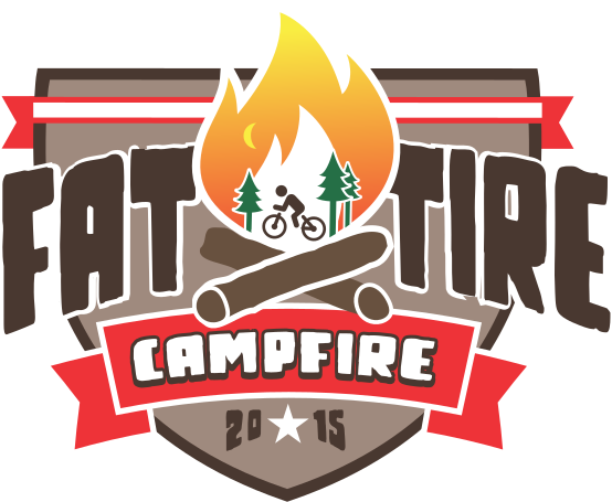 Fat Tire Campfire - logo