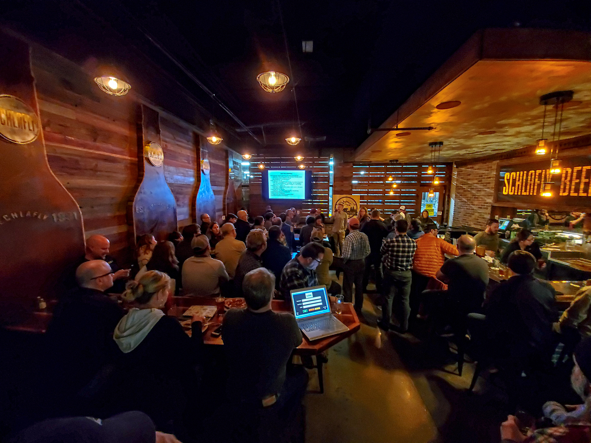 GORC Monthly Social