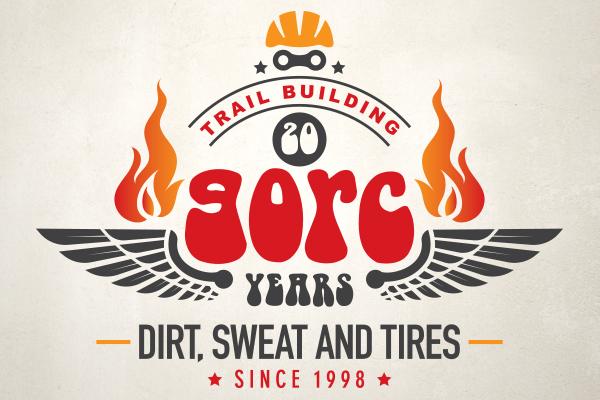 GORC 20 Year Logo