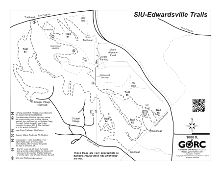 siue trails gateway off road cyclists
