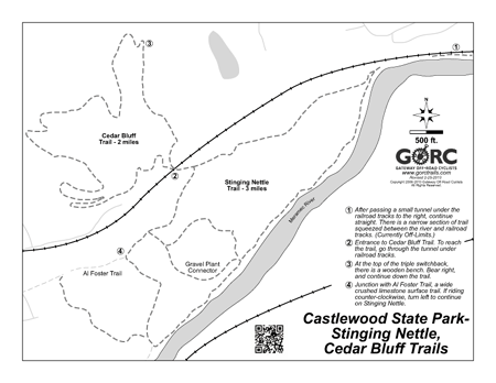Castlewood Map Preview