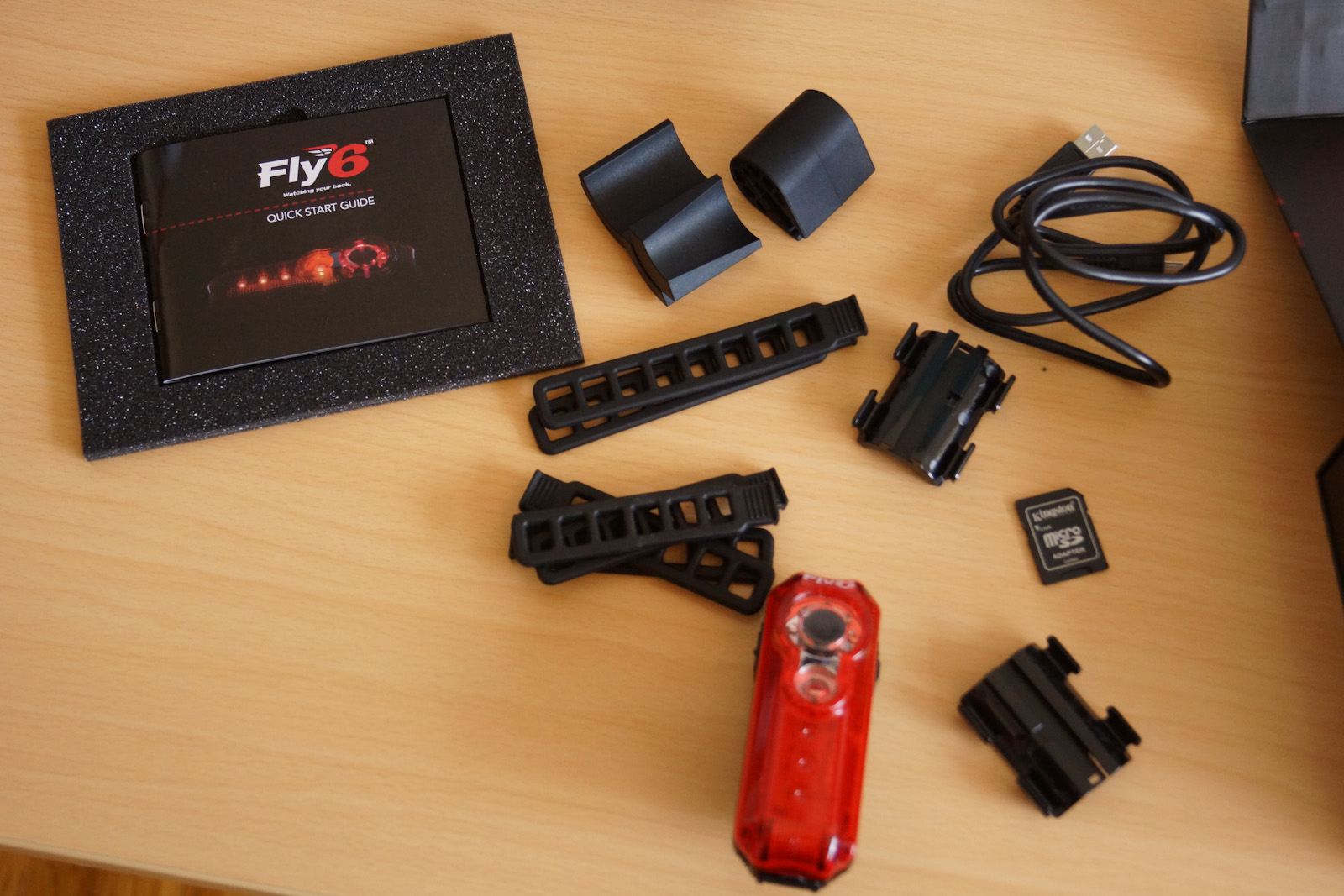 Fly6 Contents