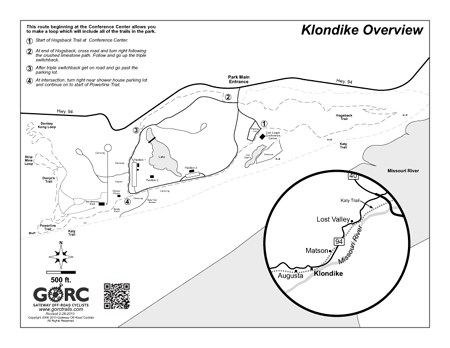 Klondike Park Trail Preview