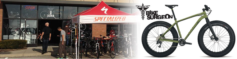 2015 Fat Bike Raffle - Donation by Bike Surgeon