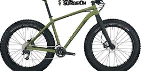 2015 Fat Bike Raffle - Donation by Bike Surgeon
