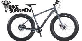 Spring 2016 Fat Bike Raffle presented by GORC and Bike Surgeon